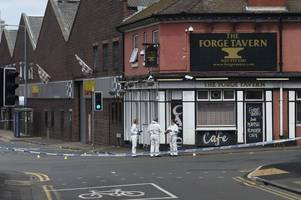 man accused of murdering dan baird in digbeth pub 'well known' to police, court told