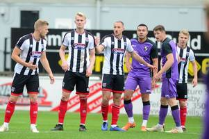grimsby town reserves beaten by port vale as michael jolley looks at trialist defender