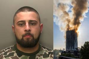 grenfell tower victim assaulted by convicted burglar in unprovoked and random attack
