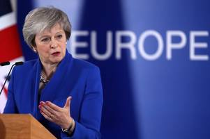 Brexit deal updates: Prime Minister set to suffer big loss in historic vote