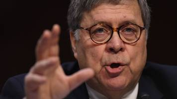 William Barr: Trump nominee says Mueller probe not a witch hunt