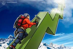 bitcoin approaches $3,700 as top cryptos report gains