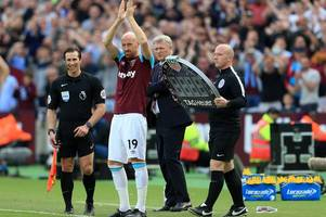 james collins reveals his sadness and disappointment at west ham exit in 2018