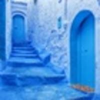 morocco: into the blue in chefchaouen