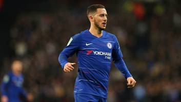 chelsea prepared to label eden hazard with £100m price tag should he decide to join real madrid