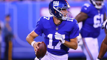Report: Giants QB Kyle Lauletta Pleads Guilty to Disorderly Charge from Traffic Arrest
