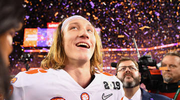 Trevor Lawrence Debunks Fake Quote Calling White House Fast Food 'Best Meal We Ever Had'