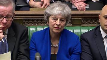 moment uk government wins confidence vote