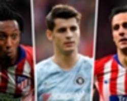atletico offer kalinic and gelson to chelsea in bid to secure morata deal