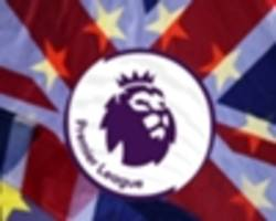 How Brexit will affect Premier League football