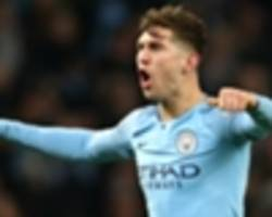 'stones could be world-class' - man city defender impresses former captain