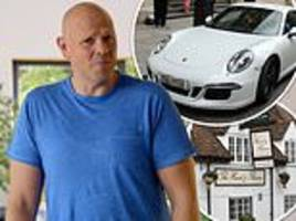 celebrity chef tom kerridge avoids driving ban after being caught speeding