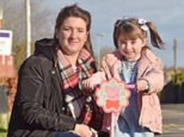 girl, 4, 'barred from a bus because the driver said her peppa pig scooter could be used as a weapon'