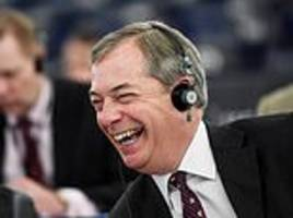 nigel farage says brexit majority will be bigger if there is a second referendum