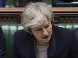 Theresa May's response to her Brexit defeat in full