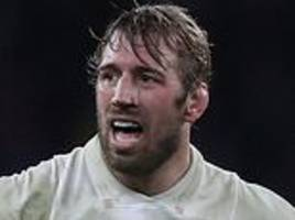 chris robshaw expected to be left out of england's six nations squad in world cup setback