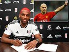 from the west coast to west london but will ryan babel ever beat that howard webb tweet?