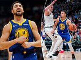 golden state warriors break nba record by scoring 51 points in first quarter