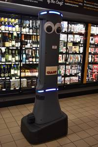 a googly-eyed robot is coming to 172 grocery stores across america