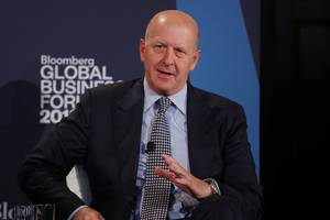 Goldman Sachs jumps after strong equities trading boosts revenue (GS)