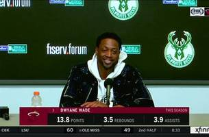 dwyane wade reflects on his one last dance memories shared in milwaukee