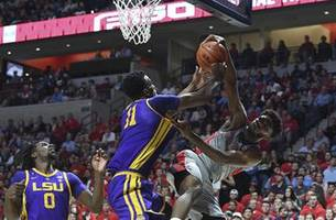 LSU cruises past No. 18 Ole Miss 83-69; 3-0 in SEC