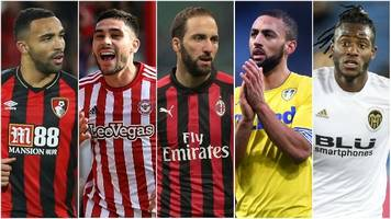 why are strikers even more in demand than usual in the january transfer window?