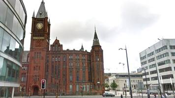 liverpool university chinese cheating email 'racist'