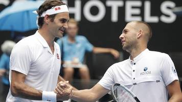 federer match gives evans confidence as he targets top 100 return