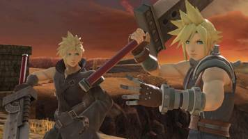 The Ultimate Super Smash Bros. Character Guide: Cloud