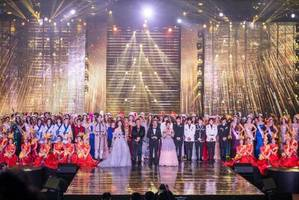 xi'an hosts belt and road international fashion week to promote cultural exchange