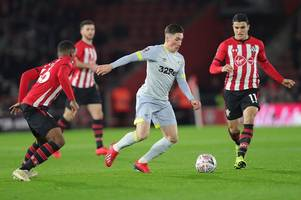 derby county player ratings: trio shine in fa cup win over southampton