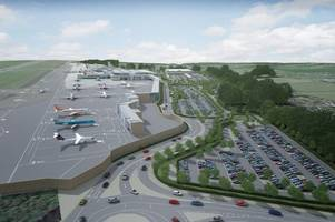 bristol airport expansion into greenbelt 'just about more car parks'