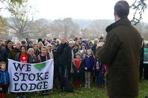 Question marks over Government funding 'pause' for controversial Stoke Lodge playing field fence
