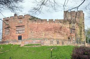 student robbed at knifepoint in tamworth's castle grounds