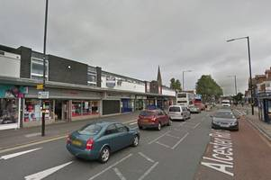 bus driver attacked by masked thug outside kings heath shop