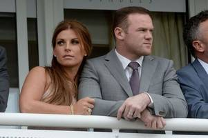 coleen rooney fuming with wayne for 'ruining their family's lives' after drunken arrest