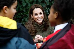 kate middleton reveals her 'favourite' pizza toppings - and it's caused a stir