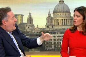 piers morgan starts campaign to become prime minister after theresa may's brexit deal defeated
