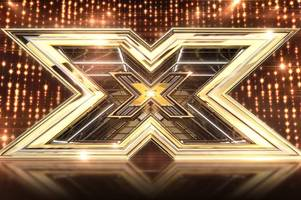 auditions for the x factor are coming to cornwall