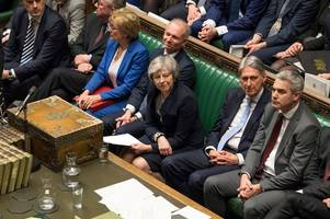 Find out how your Kent MP voted as Theresa May's Brexit deal is emphatically rejected