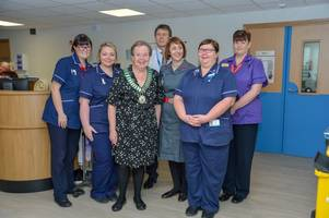 princess alexandra hospital opens new 27-bed ward to meet growing demands in hertfordshire and essex