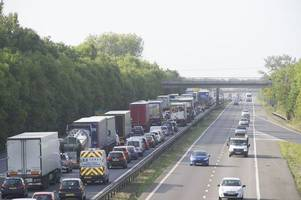 m11 traffic: closure to be in place until this afternoon following fatal crash