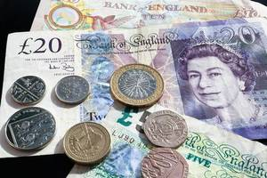 British pound rebounds after Brexit deal voted down