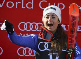 Olympic downhill champion Goggia plans return from injury