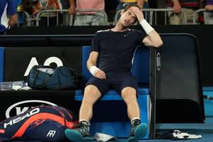 andy murray tribute was 'little bit odd' at australian open says brother jamie