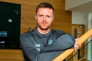 damien duff on why celtic are the only club he'd leave ireland for