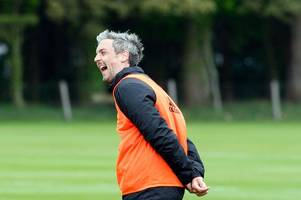 maurice ross in talks with motherwell over coaching role