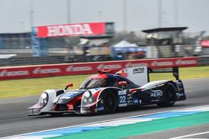 scots' scorching pace in thai asian le mans series race