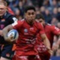 rugby: malakai fekitoa leaves toulon for wasps